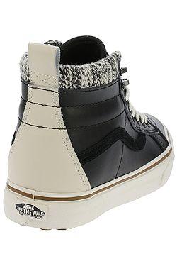 eb9df2cc179 ... boty Vans Sk8-Hi MTE - MTE Black Marshmallow