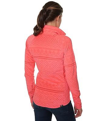 ba04701154f mikina Roxy Cascade - NKN4 Neon Grapefruit Asta Layer Print ...
