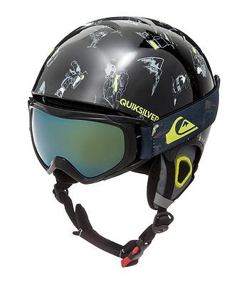 helma Quiksilver The Game Pack - KVJ8 Black Dark Doggy Snow ... c46e3694d3e