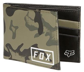 4a7d92efe0 PEŇAŽENKA FOX CAMO PINNED PU - CAMO - skate-online.sk
