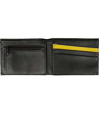 0e8c2c7fcb peňaženka Fox Draftr Pinned PU - Black