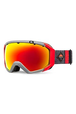 376b7a790 okuliare Quiksilver Q2 - NMS3/Mandarin Red Double Striped ...