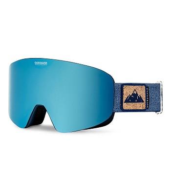2cc904893 glasses Quiksilver QS RC - BYH0/Vallarta Blue - blackcomb-shop.eu