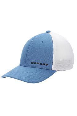 5f2b38f19 šiltovka Oakley Silicon Bark Trucker 4.0 - California Blue