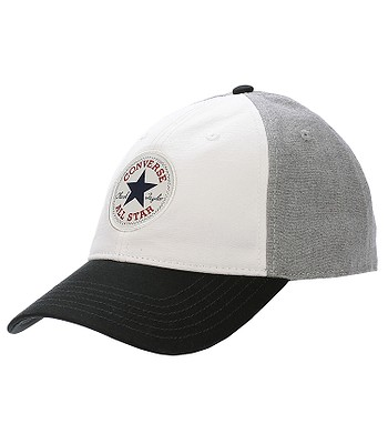 a8ef1e3a1d64 cap Converse Core Color Block - 436838 Black White - blackcomb-shop.eu