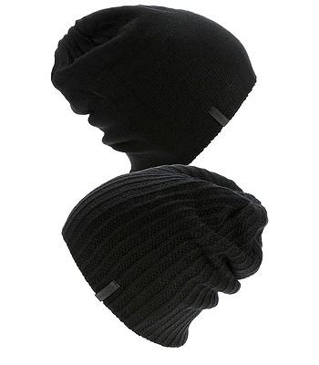 čepice Rip Curl D-Frame - Black - snowboard-online.cz e6accaf46e