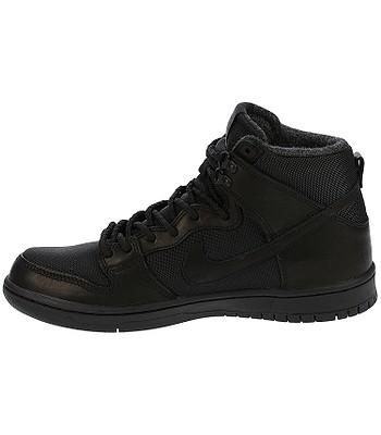 007cde736f0 boty Nike SB Zoom Dunk H Pro Bota - Black Black Anthracite. Skladem  -20%Doprava zdarma
