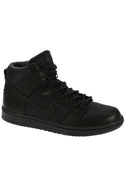 56ef515cc42 boty Nike SB Zoom Dunk H Pro Bota - Black Black Anthracite ...
