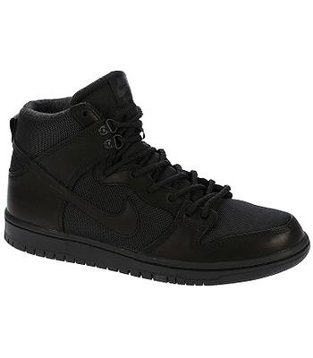 boty Nike SB Zoom Dunk H Pro Bota - Black Black Anthracite ... 26e76d00ac