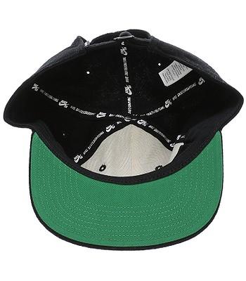 fb473fca2fb kšiltovka Nike SB Heritage86 - 010 Black Pine Green Black White -  snowboard-online.cz
