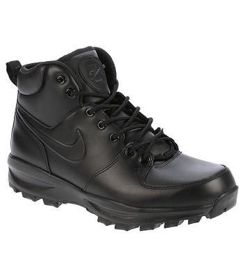 218ea0135 topánky Nike Manoa Leather - Black/Black/Black - snowboard-online.sk