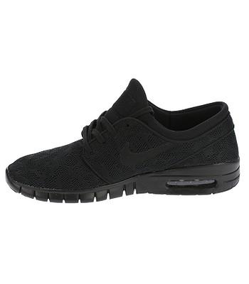 boty Nike SB Stefan Janoski Max - Black Black Anthracite -  snowboard-online.cz 37467357e2