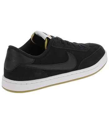 boty Nike SB FC Classic - Black Black White Vivid Orange  2225f03d456