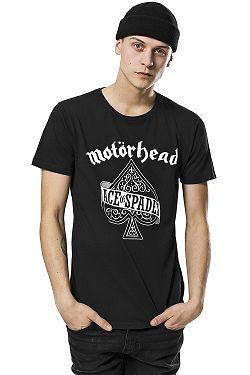 tričko Urban Classics Motörhead Ace Of Spades MC047 - Black ec8fd8caef1