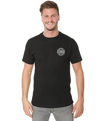 4f790b96b7f tričko Independent Past Present Future - Black