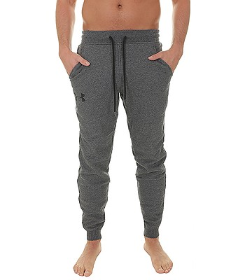 tepláky Under Armour Rival Cotton Jogger - 090 Carbon Heather - snowboard -online.sk a4f5cbac955