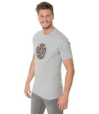 tričko Independent Truck Co. - Dark Heather - snowboard-online.sk 210005cc1c