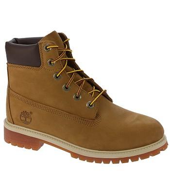 topánky Timberland 6 Premium Waterproof Boot - 14949 Rust Nubuck ... bf073446137