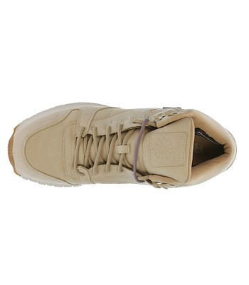91fd0055cfc shoes Reebok Classic Leather Mid GTX Thin - Beige Paperwhite Gum. IN STOCK