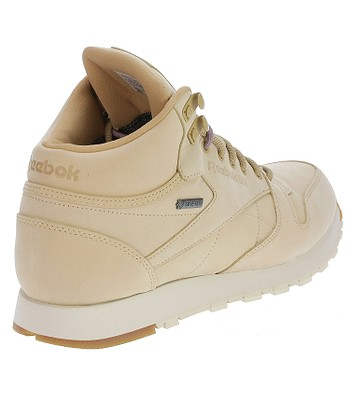 laest technology best place top-rated latest shoes Reebok Classic Leather Mid GTX Thin - Beige/Paperwhite ...