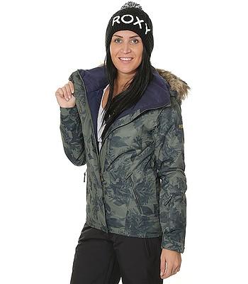 bunda Roxy Jet Ski - GQM6 Dusty Ivy Sylvan Forest - snowboard-online.sk 553a17588d0