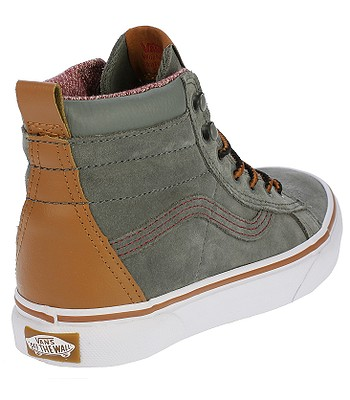 29b4f5f7a0a shoes Vans Sk8-Hi MTE - MTE Castor Gray - blackcomb-shop.eu