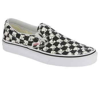 boty Vans Classic Slip-On - Peanuts Snoopy Checkerboard - boty-boty.cz -  doprava zdarma 0f788e3e768