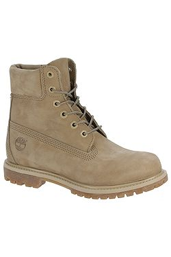 boty Timberland Icon 6 Premium Waterproof Boot - A1K3Y Natural Nubuck ... 6b53aa2b1a