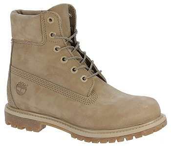 boty Timberland Icon 6 Premium Waterproof Boot - A1K3Y Natural Nubuck bbacce6c0c7