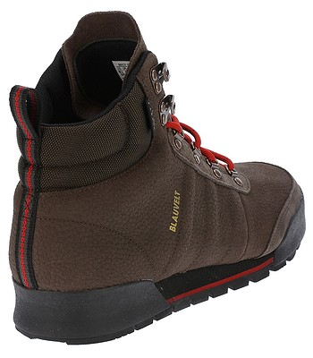 8bbb4232a67 boty adidas Originals Jake Boot 2.0 - Brown Scarlet Core Black ...