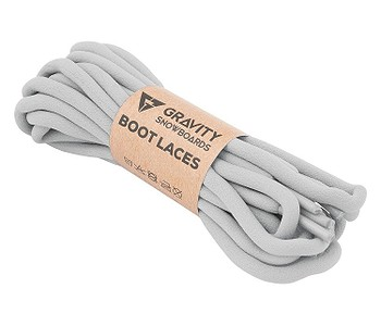 tkaničky Gravity Boot Laces - Gray