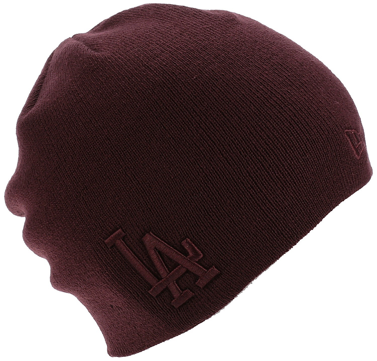 ... knit cuff beanie cap hat nwt 1 of 2only 3 available de92e f7d01  where  to buy beanie new era seasonal skull mlb los angeles dodgers maroon 6763d  785a4 d940ffa1e95b