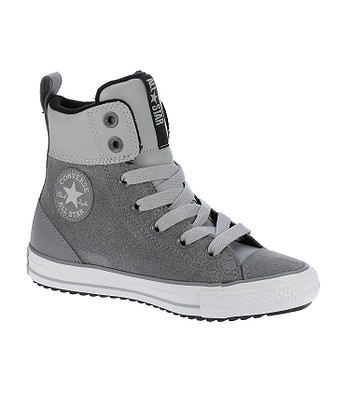 boty Converse Chuck Taylor All Star Asphalt Boot Hi - 658070 Cool Gray Wolf  Gray Black  df992088ca0