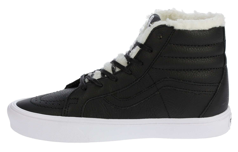 Reissue Shoes Hi Vans Li Sk8 White Sherpablacktrue Blackcomb qt1frtw