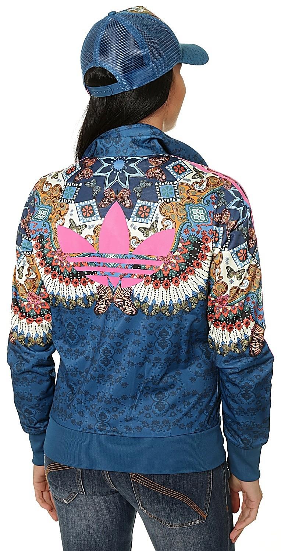 Multicolor Borbomix Adidas Firebird Jacke Originals UVGSpqzM