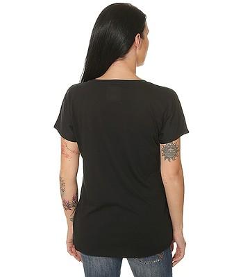 3d926b2075b8 tričko Converse Dot Camo CP Fill Femme 10005387 - A01 Black - snowboard- online.sk