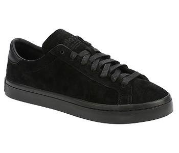 pánske. topánky adidas Originals Courtvantage - Core Black Core Black Core  Black 473cebf880c