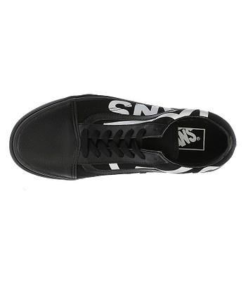 topánky Vans Old Skool - Vans Black True White - snowboard-online.sk cd5458176a