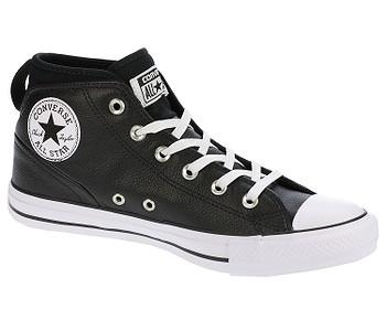 boty Converse Chuck Taylor All Star Syde Street Mid - 157537 Black Black  a7707a53bcb