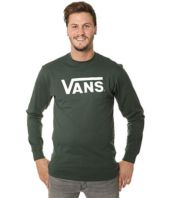 ef167d93b4 T-shirt Vans Classic LS - Vans Scarab White - blackcomb-shop.eu