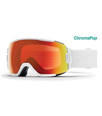 okuliare Smith Vice - Whiteout ChromaPop Everyday Red - snowboard ... 6af2bf13dc7