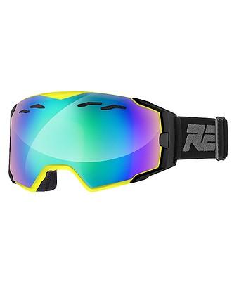 okuliare Relax Arrow - HTG55C Matt Neon Yellow Black Brown Bronze Aurora 6d5c8e86b94