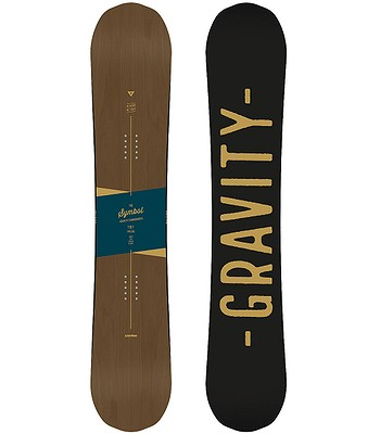 b615f2cb2d snowboard Gravity Symbol Wide - No Color - snowboard-online.eu
