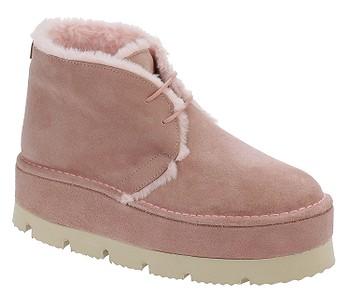 boty Popa Atlas - Pink Serraje