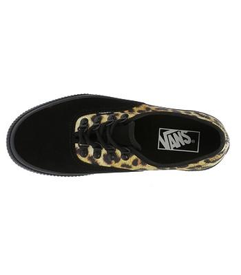 topánky Vans Authentic Platform - Embossed Black Leopard Black -  snowboard-online.sk b4870530fa