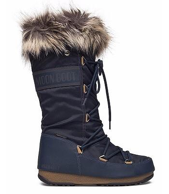 topánky Tecnica Moon Boot W.E. Monaco - Denim Blue  3383b015ab4