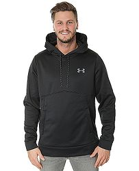 42f1b4e7bb mikina Under Armour Storm AF Icon Solid - 001 Black Black