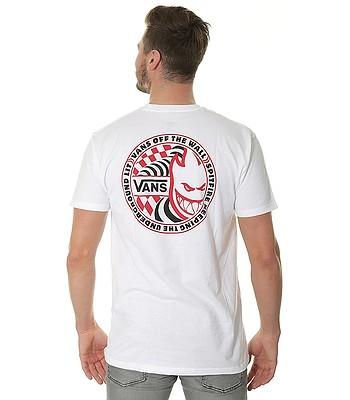 tričko Vans Vans X Spitfire S - White. Produkt již není dostupný. ea906944a0d