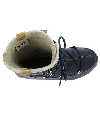 topánky Tecnica Moon Boot W.E. Monaco Felt - Denim Blue -  snowboard-online.sk d659e0e770f