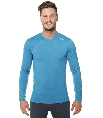 c7ceb59fa tričko Husky Merino LS - Blue - snowboard-online.sk